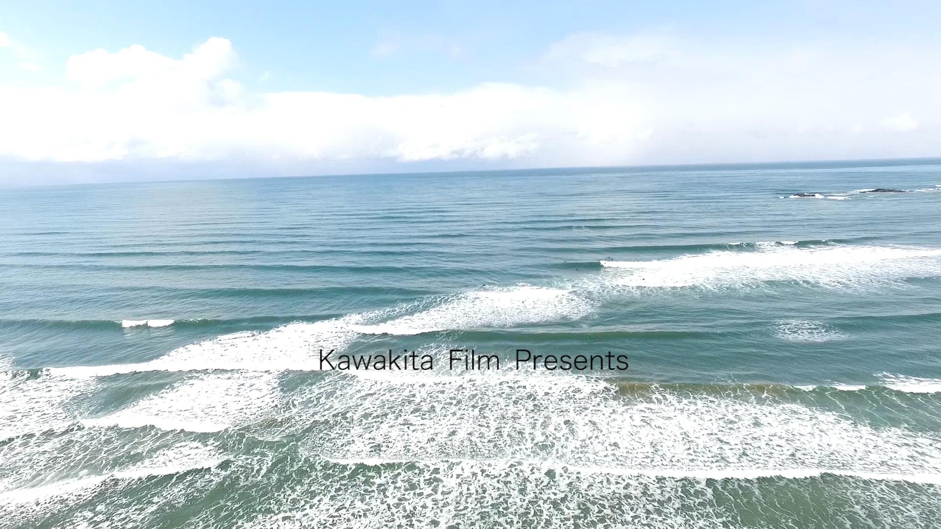 海空チャンネル01/ドローンサーフィン空撮映像