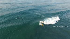 空海チャンネル05/空撮サーフィン映像